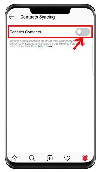 پیدا کردن اکانت اینستاگرام با شماره تلفن